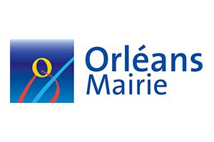 logo mairie d'Orléans